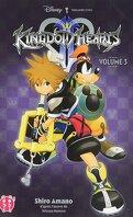 Kingdom Hearts 2 l'Intégrale Tome 3