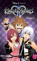Kingdom Hearts 2 l'Intégrale Tome 4