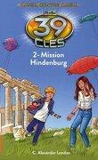 Les 39 Clés, Tome 23 : Mission Hindenburg