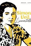 couverture Simone Veil, L'immortelle