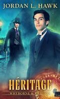 Whyborne & Griffon, Tome 5 : Héritage