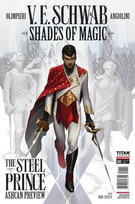 Couverture du livre : The Steel Prince