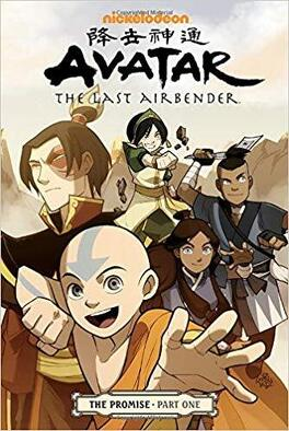 Couverture du livre : Avatar: The Last Airbender, Tome 1 : The Promise (I)