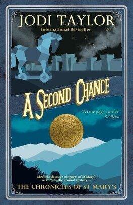 Couverture du livre : Les Chroniques de St Mary, Tome 3 : A second chance