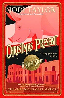 Couverture du livre : Les Chroniques de St Mary, Tome 5.1 : Christmas present