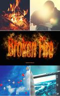 Broken by elements, Tome 2 : Broken Fire