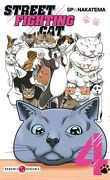 Street Fighting Cat, Tome 4