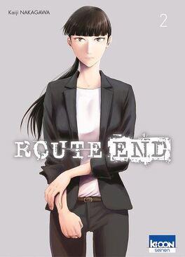 Couverture du livre : Route End, Tome 2