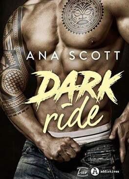 Couverture du livre : Dark Ride
