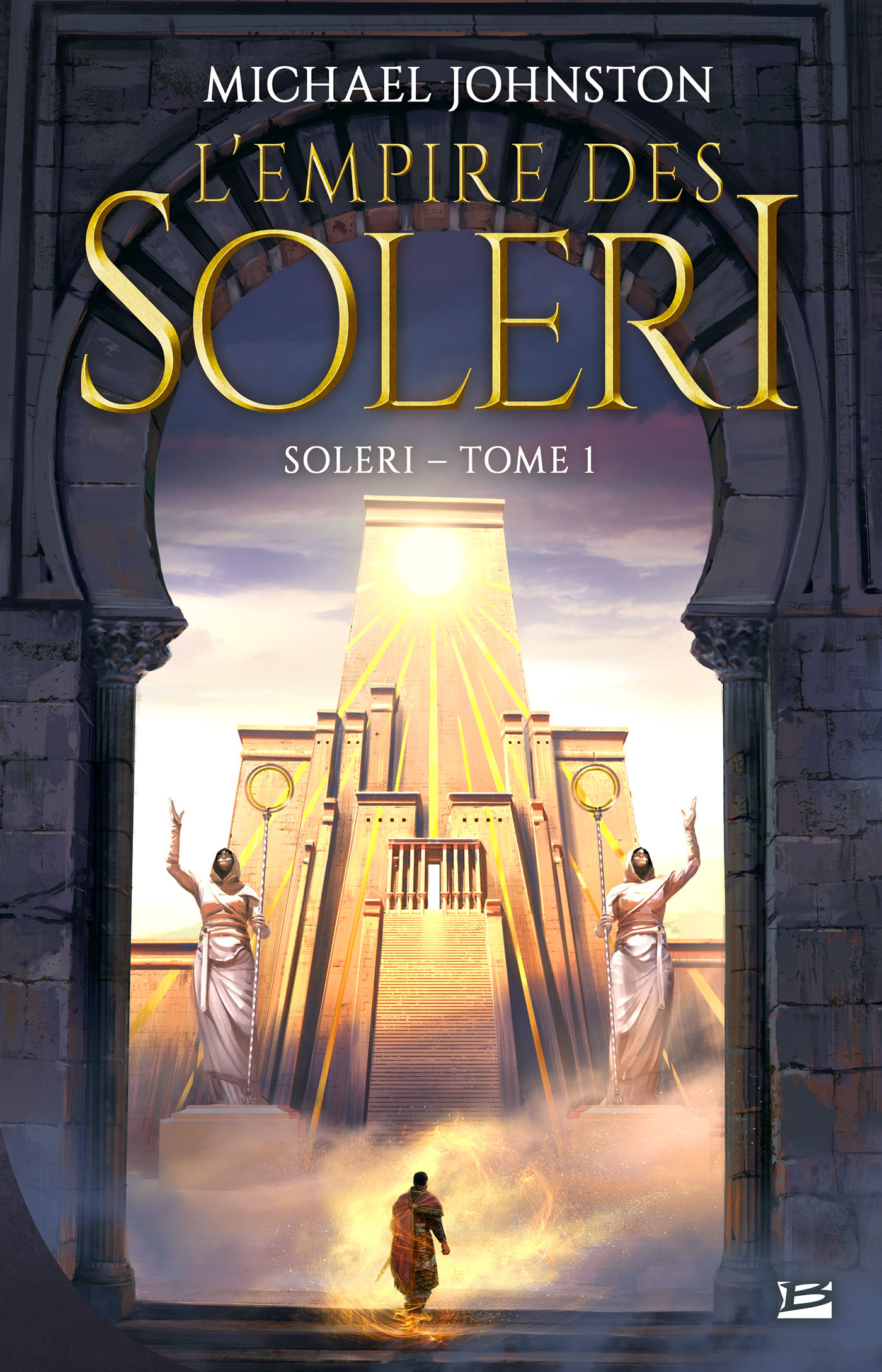 Soleri T1 : L'empire des Soleri de Michael Johnston