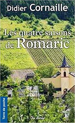 Couverture du livre : Les quatre saisons de Romaric