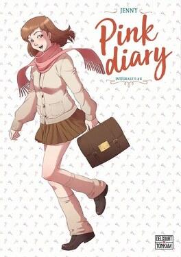 Couverture du livre : Pink Diary, édition intégrale tome 5 et 6
