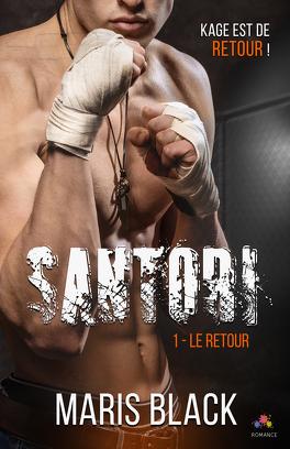 Couverture du livre : Santori, Tome 1 : Le retour