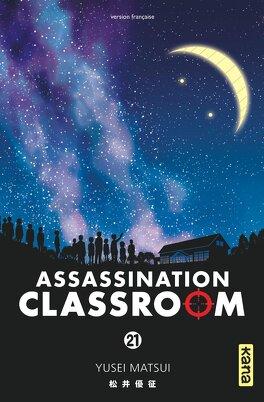 Couverture du livre : Assassination Classroom, Tome 21