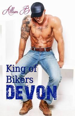 Couverture de King of bikers, Tome 1 : Devon