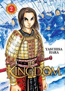 Couverture de Kingdom, Tome 2