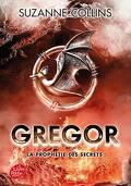 Gregor, Tome 4 : La Prophétie des secrets