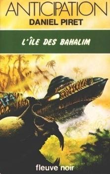 Couverture du livre : L'Île des Bahalim