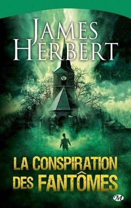 Couverture du livre : La Conspiration des fantômes