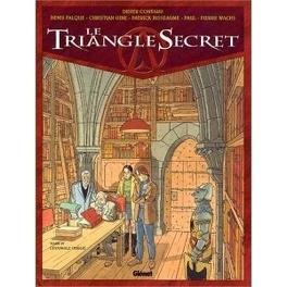 Couverture du livre : Le Triangle secret, tome 4 : L'évangile oublié