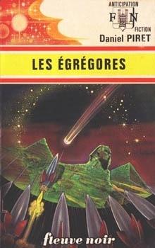 Couverture du livre : Les Egrégores