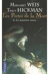 couverture Les portes de la mort, Tome 4 : Le serpent mage