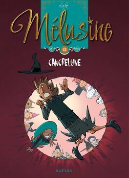 Couverture du livre : Mélusine, Tome 22 : Cancrelune