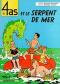 Les 4 As, Tome 1 : Les 4 As et le serpent de mer