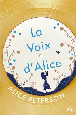 Couverture du livre : La voix d'Alice