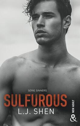 Couverture du livre : Sinners, Tome 0.5 : Sulfurous