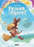 Pepper et Carrot, Tome 1 : Potions d'envol