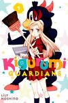 couverture Kigurumi Guardians, Tome 1