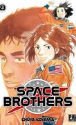 Space Brothers, Tome 23