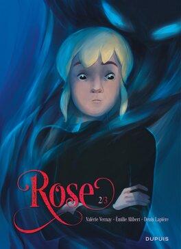 Couverture du livre : Rose, Tome 2 : Double sang