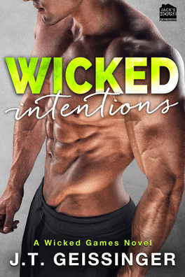 Couverture du livre : Wicked Games, tome 3 : Wicked Intentions