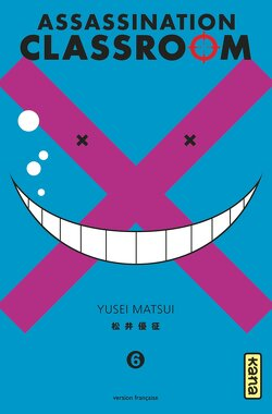 Couverture de Assassination Classroom, Tome 6