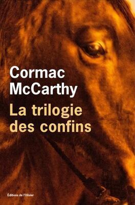 Couverture du livre : La Trilogie des confins