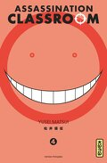 Assassination Classroom, Tome 4