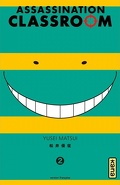Assassination Classroom, Tome 2