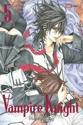 Vampire Knight - Édition double, Tome 5