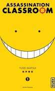 Assassination Classroom, Tome 1