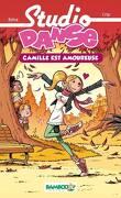 Studio Danse, Tome 5 : Camille est amoureuse