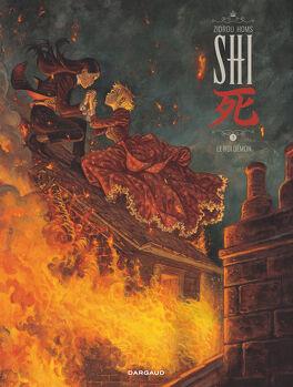 Couverture du livre : Shi, Tome 2 : Le Roi Démon