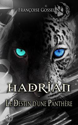 Couverture de Spin-Off ALPHAS : Hadrian - Le Destin d'une Panthère