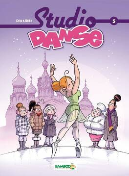 Couverture du livre : Studio Danse, Tome 5