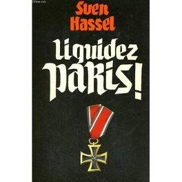 Couverture du livre : Liquidez Paris !