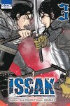 couverture Issak, Tome 3