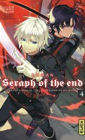 Seraph of the End : Glenn Ichinose, la catastrophe de ses 16 ans, Tome 4