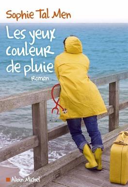 Couverture du livre : Les Yeux couleur de pluie