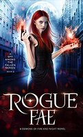 A Spy Among The Fallen, Tome 3: Rogue Fae